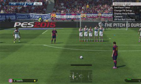 Pro Evolution Soccer2015 iOS/APK Version Full Game Free Download