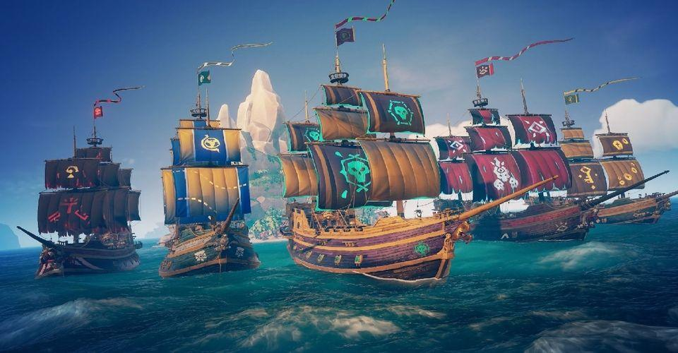 Sea of Thieves Promises Big Developments For 2021