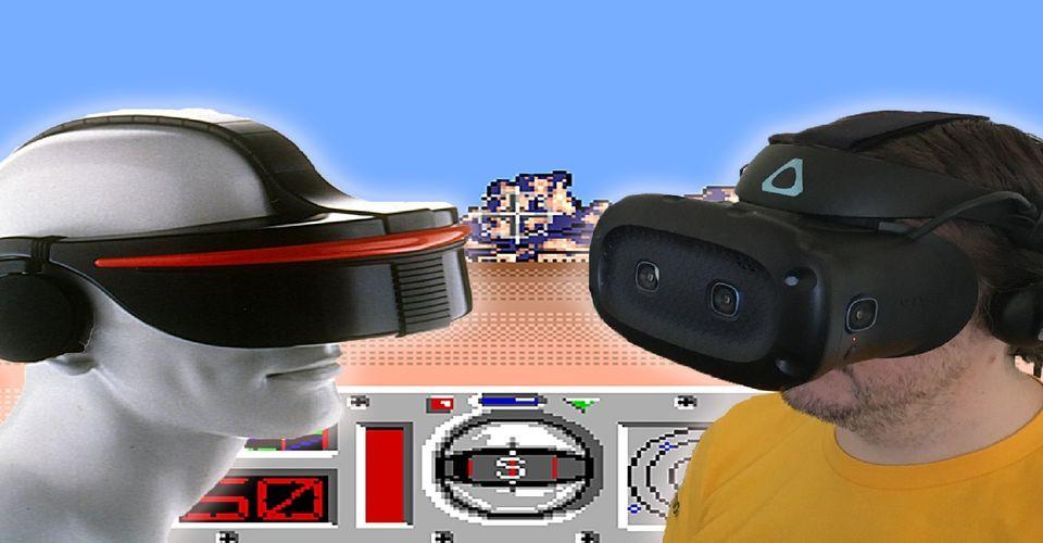 Unreleased Sega VR Game Emulated for Modern Tech