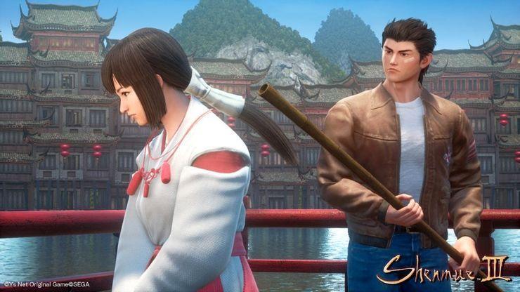 Shenmue 3 Kickstarter Backers Will Receive Steam Keys 'Soon'