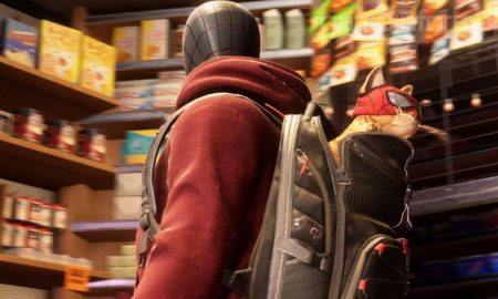 Spider-Man Miles Morales: How to Unlock the Spider-Cat in Backpack Suit
