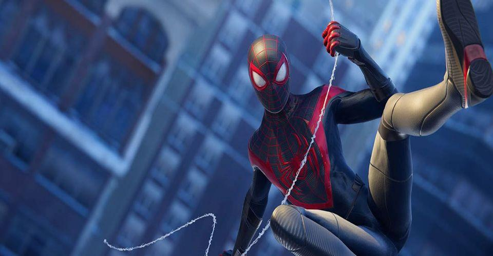 Spider-Man: Miles Morales Glitch Turns Player Into a Brick