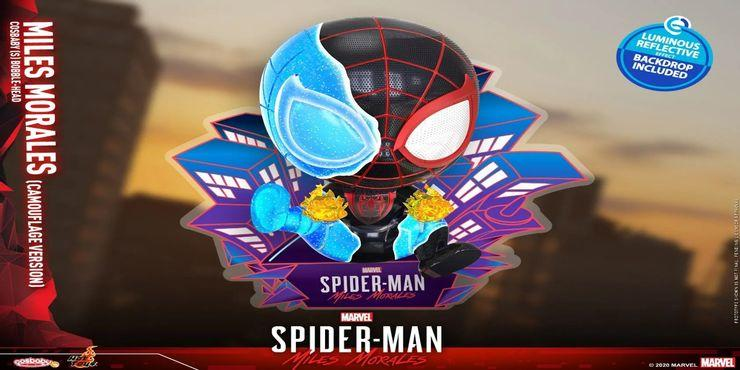 Spider-Man: Miles Morales Getting New Figures From Hot Toys