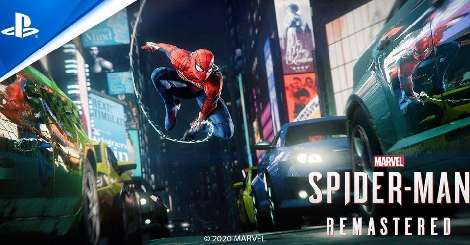 Spider-Man on PS5 Adds New PlayStation Trophies
