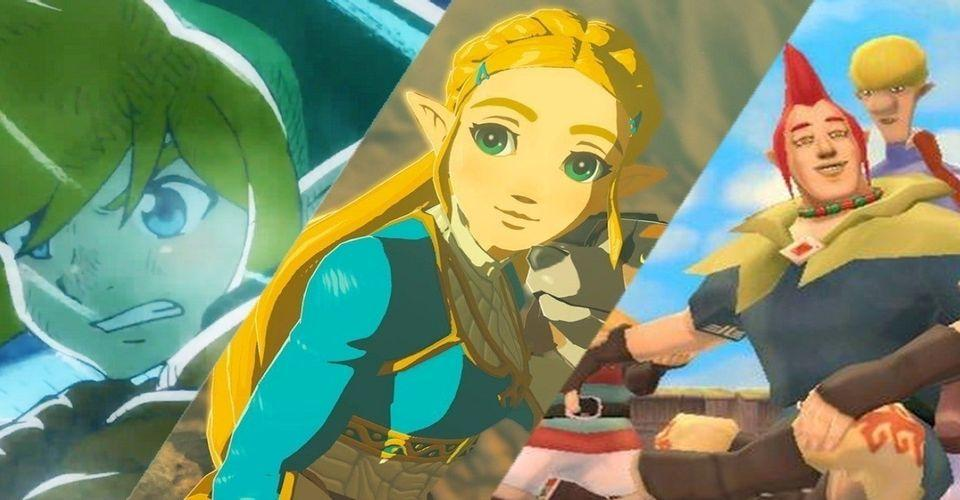 Nintendo Wants to Know if Zelda Fans Prefer 2D or 3D Games