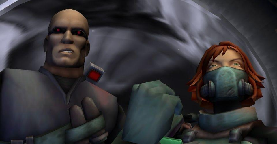 THQ Nordic Might Be Teasing a TimeSplitters 2 Remake