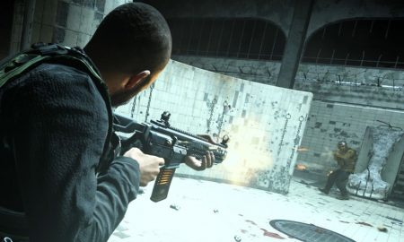 Call of Duty: Warzone Player Glitches Into Third Person Camera Mode
