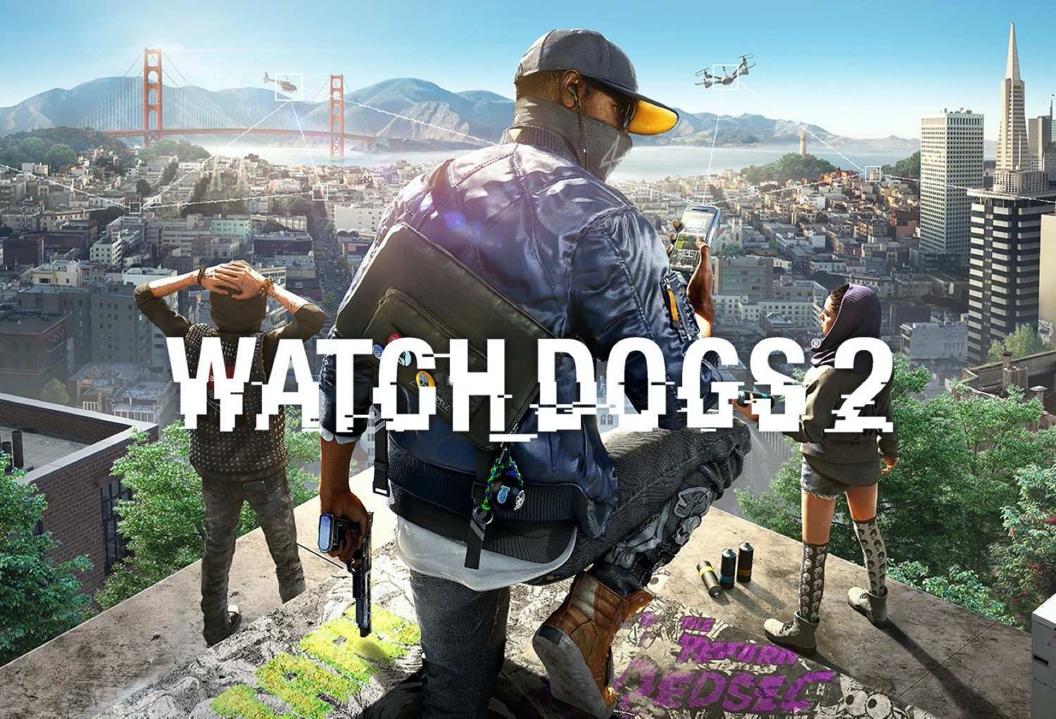 Watch Dogs 2 PC Game Download Full Version