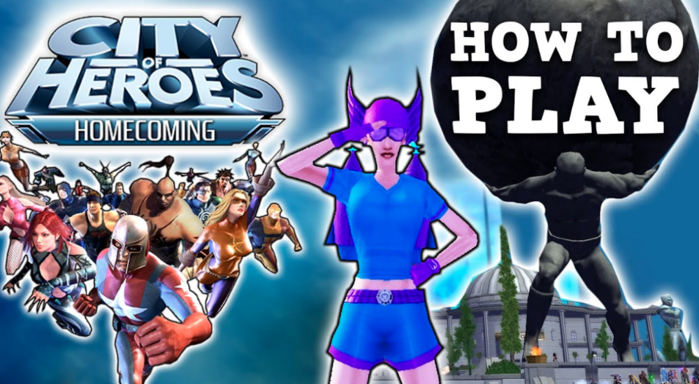 City Of Heroes Homecoming PC Latest Version Free Download