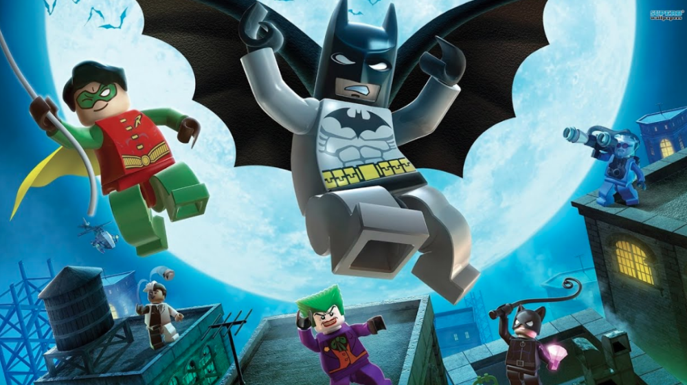 LEGO Batman iOS/APK Version Full Game Free Download