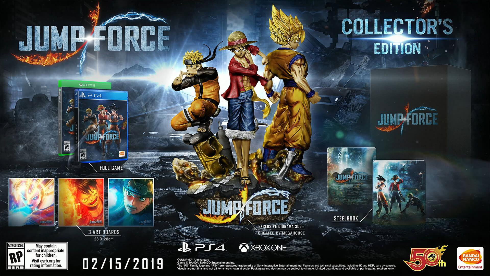 Jump Force Edition Game Full Version PC Game Download