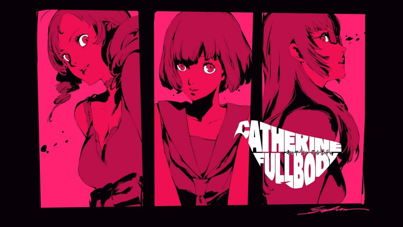 Catherine Full Body PC Latest Version Free Download