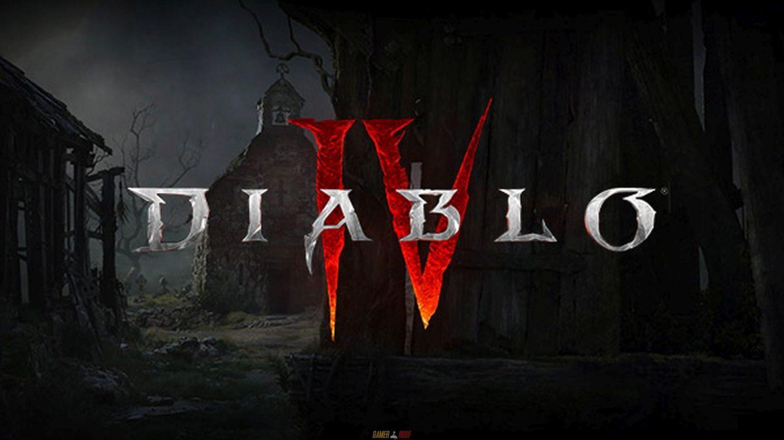 Diablo 4 PC Version Full Game Free Download