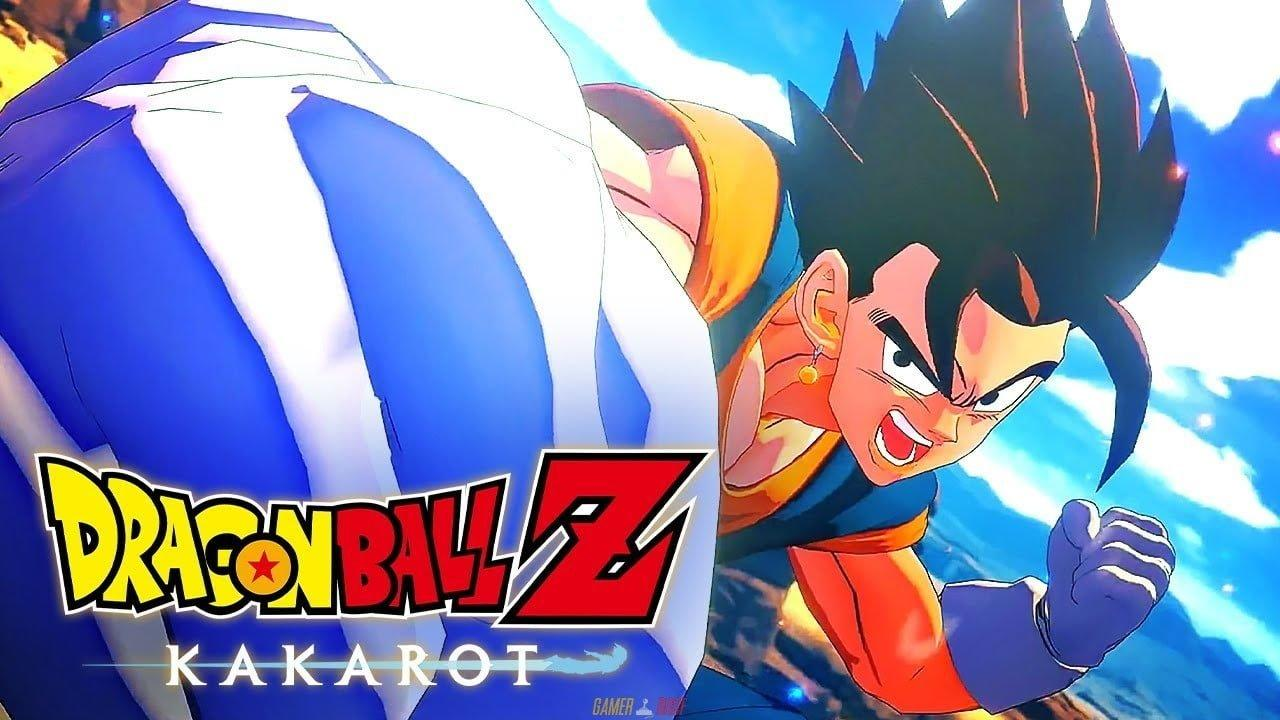 Dragon Ball Z Kakarot PC Latest Version Free Download