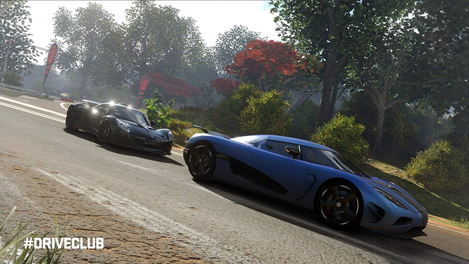 DriveClub PC Version Game Free Download