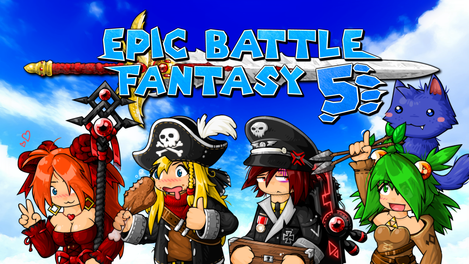 Epic Battle Fantasy 5 Full Version Free Download
