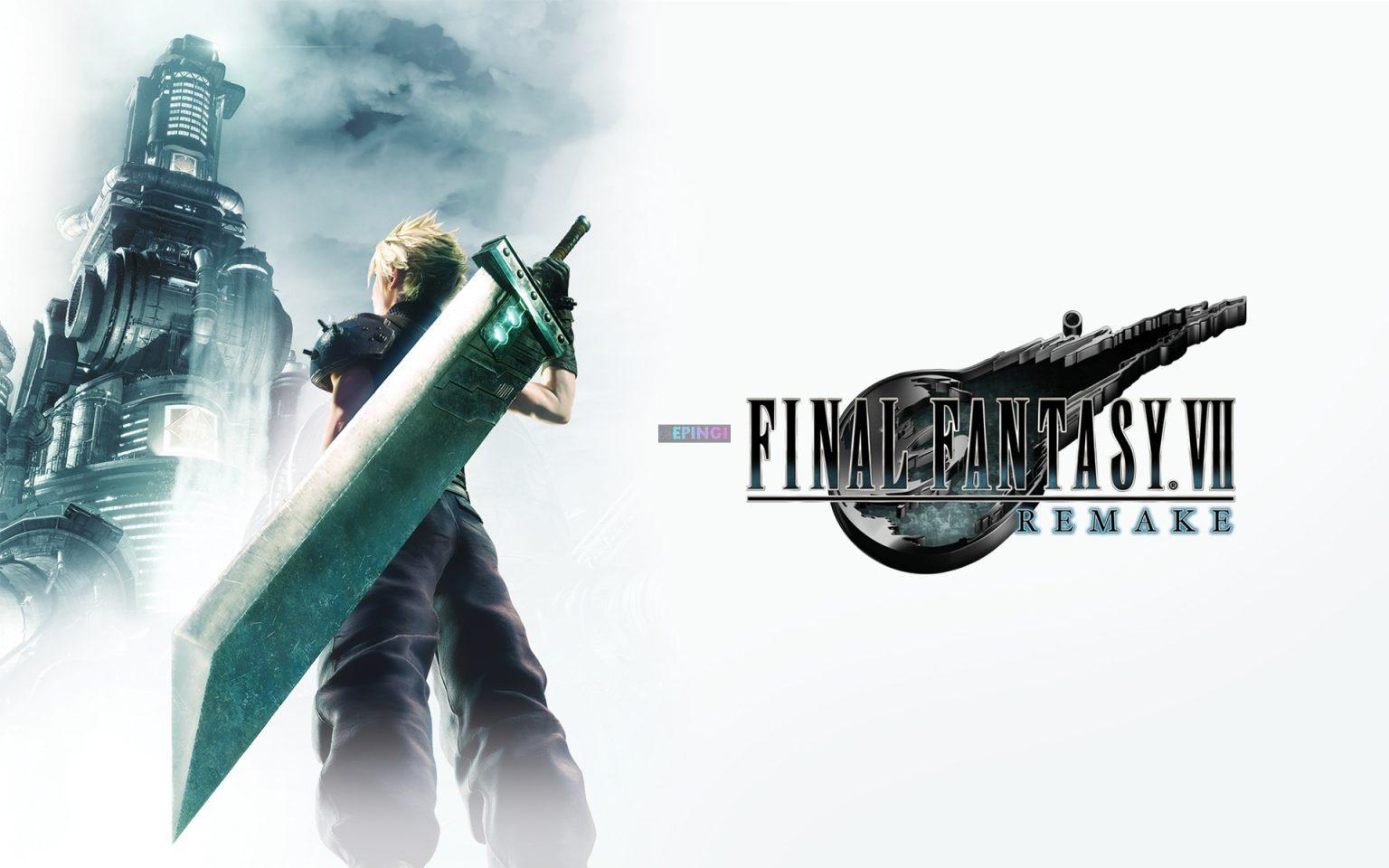 Final Fantasy 7 Remake PC Version Full Game Free Download