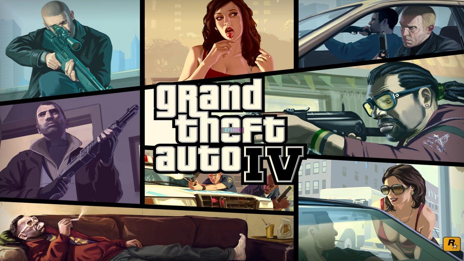 GTA 4 Mobile Game Free Download