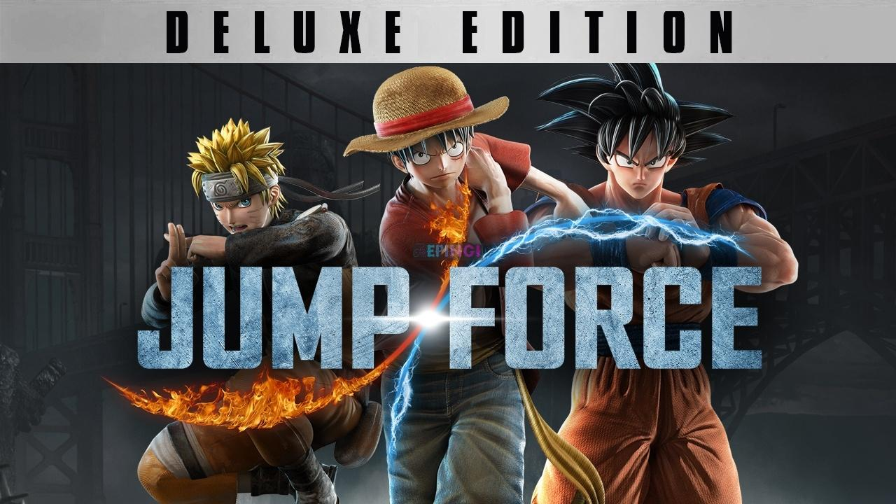 JUMP FORCE Deluxe Edition PC Latest Version Free Download