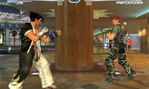 Tekken 4 iOS/APK Version Full Game Free Download