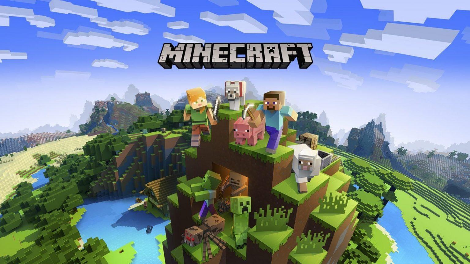 Minecraft Full Version Free Download