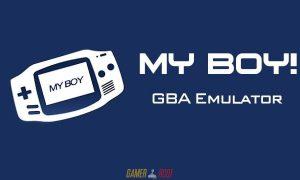 My Boy GBA Emulator Mod iOS Full Unlocked Working Free Download