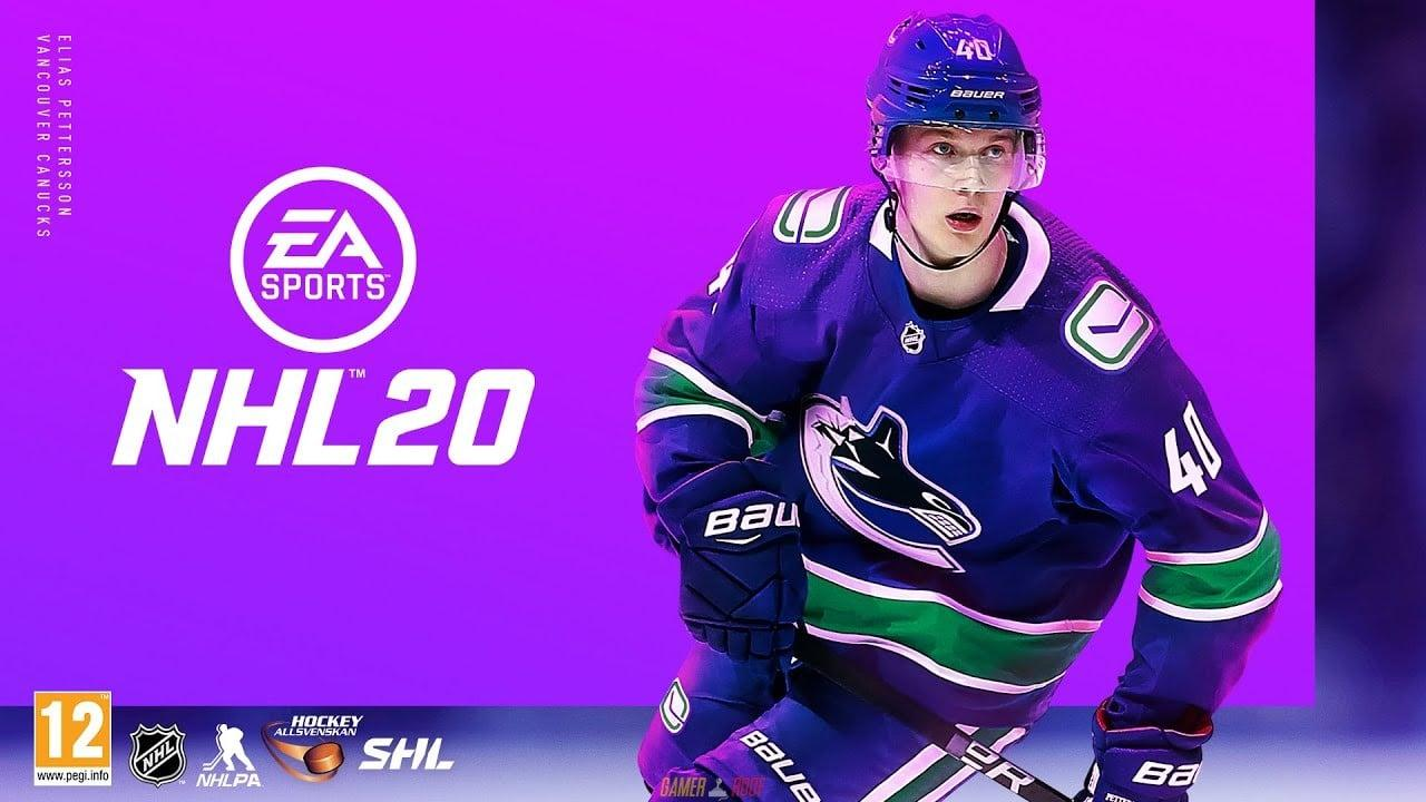 NHL 20 Version Full Mobile Game Free Download