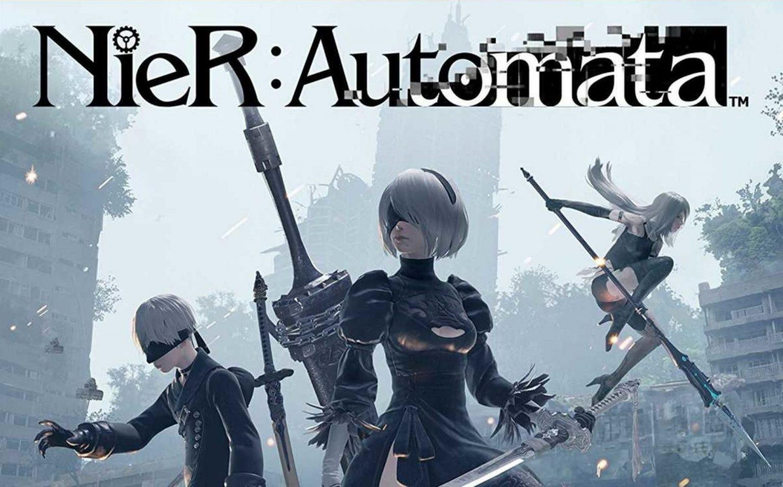 NIER AUTOMATA NINTENDO SWITCH VERSION FULL GAME SETUP FREE DOWNLOAD