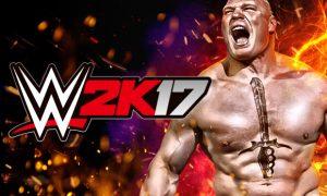 WWE 2K17 PC Game Download Full Version