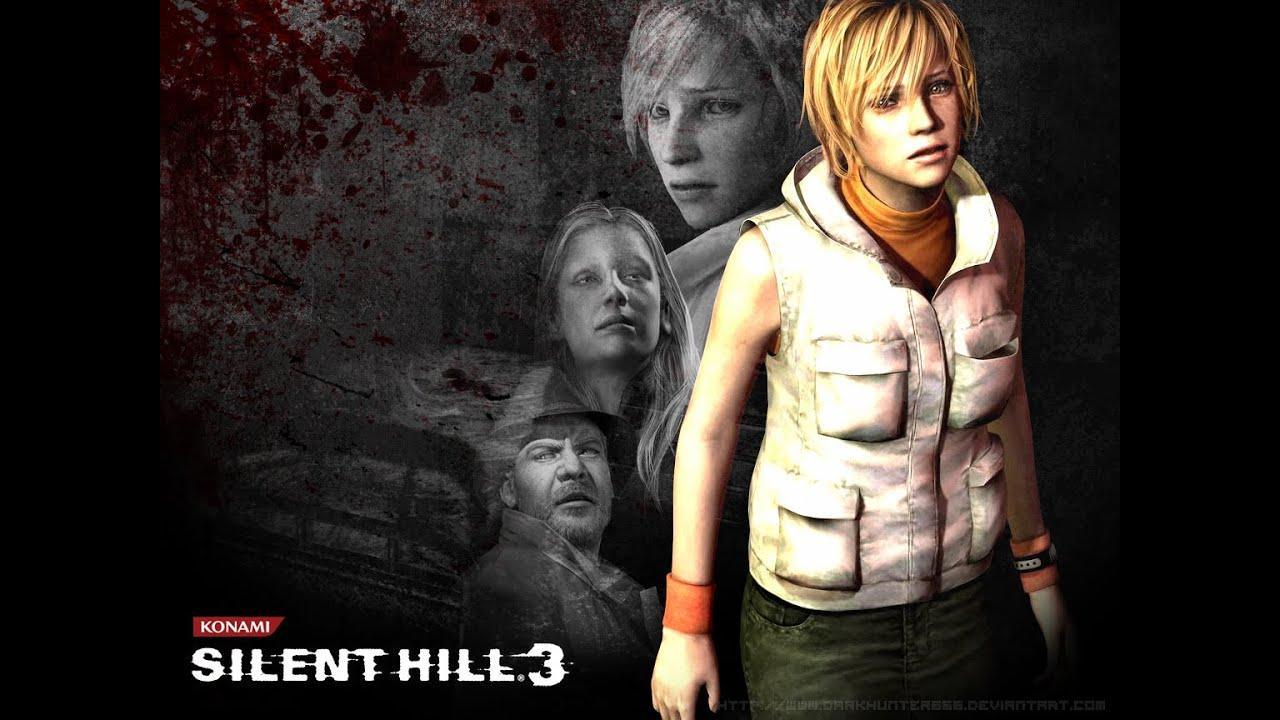 Silent Hill 3 PC Version Full Game Free Download