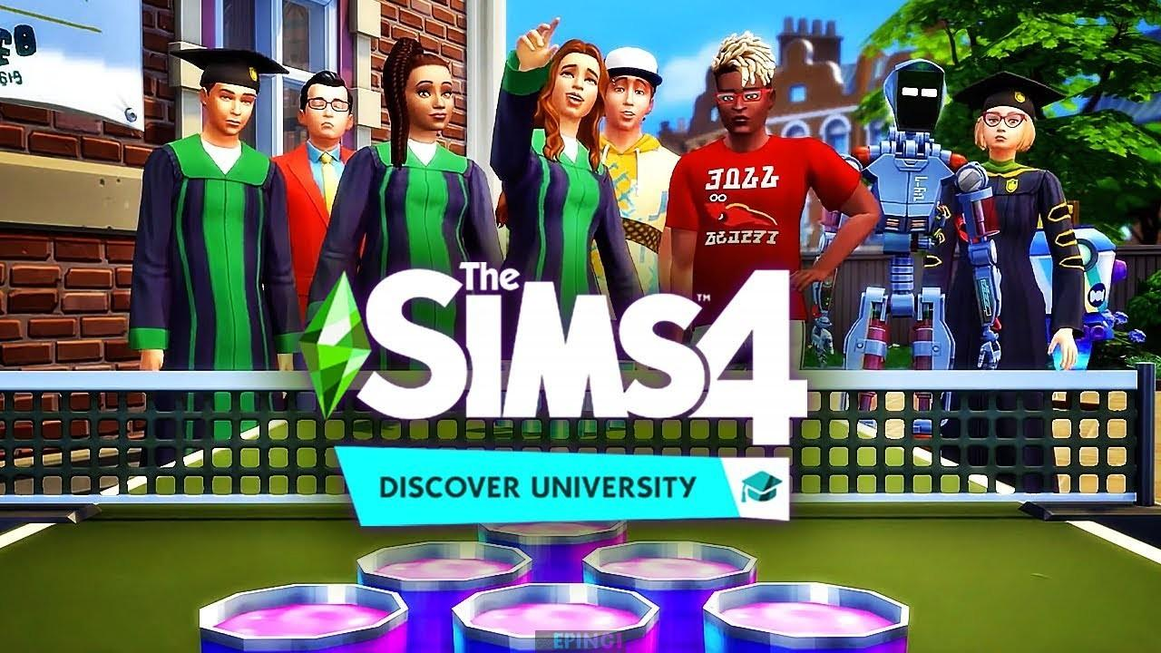 The Sims 4 Discover University Nintendo Switch iOS/APK Version Full Game Free Download