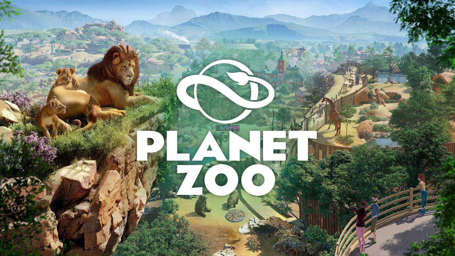 Planet Zoo Version Full Mobile Game Free Download