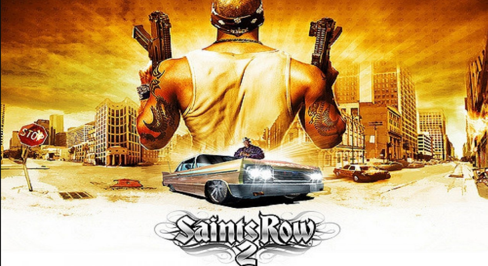 Saints Row 2 PC Version Game Free Download