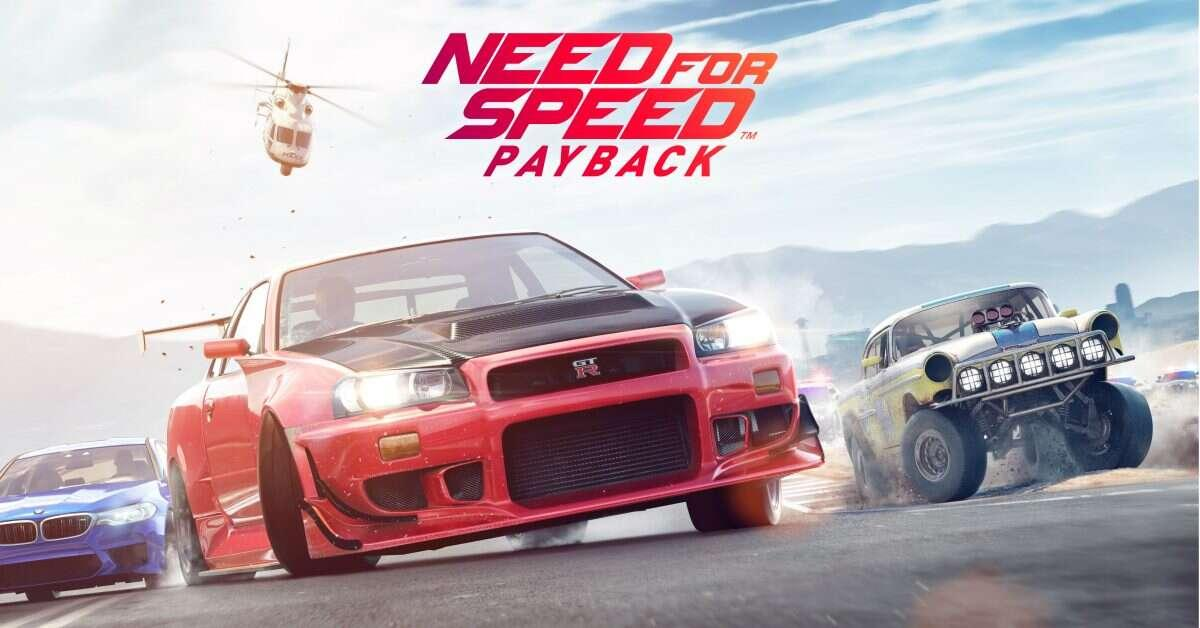 Need for Speed Payback PC Version Full Game Free Download
