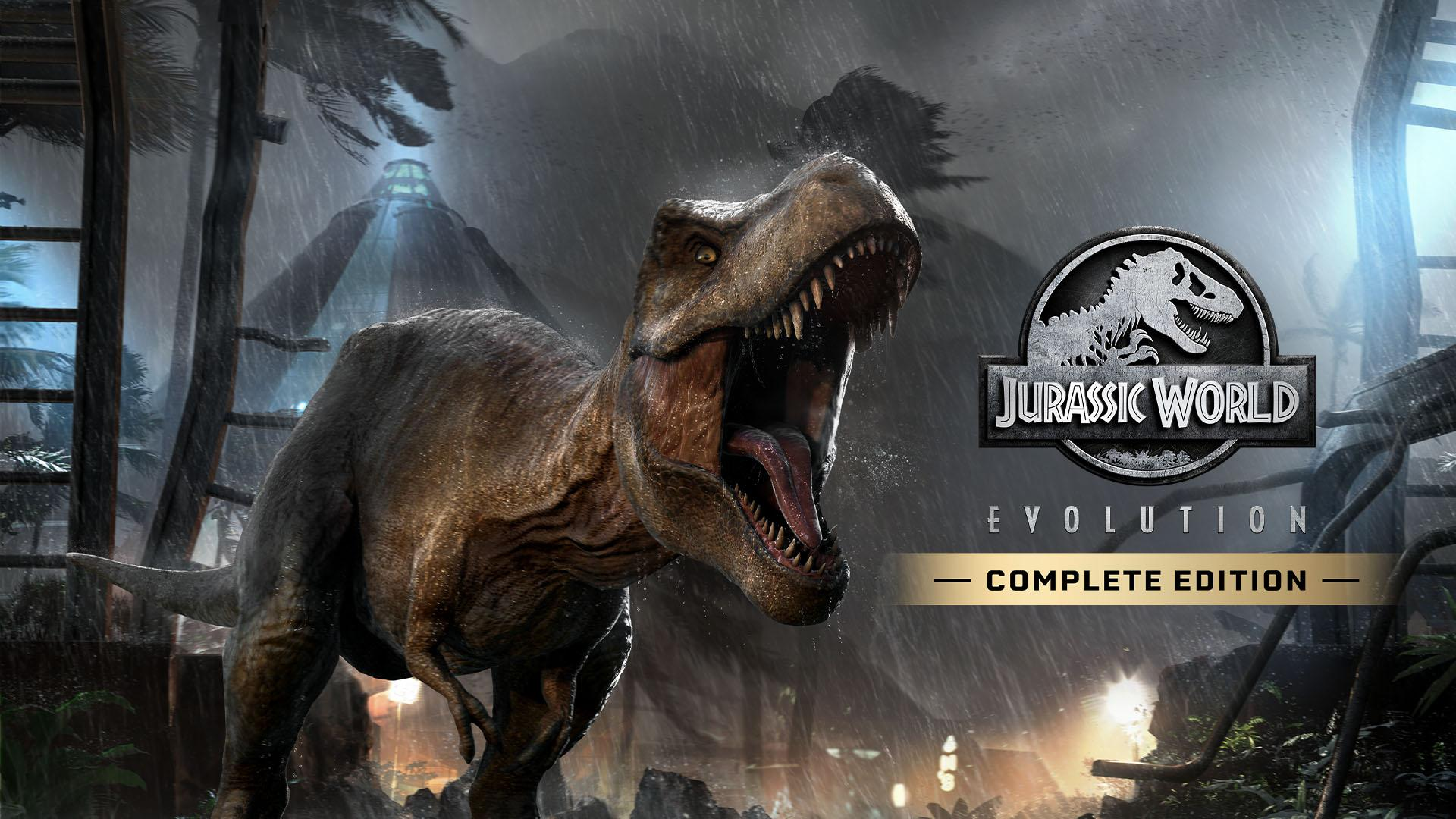 Jurassic World Evolution PC Latest Version Free Download