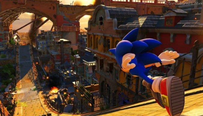 Reloaded Sonic Forces iOS/APK Full Version Free Download