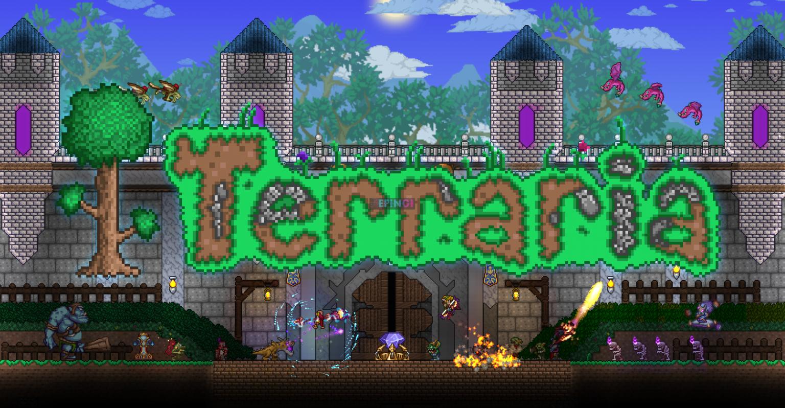 Terraria Version Full Mobile Game Free Download
