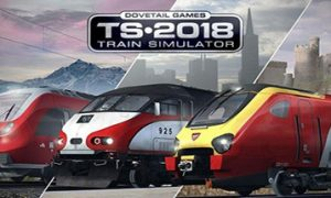 Train Simulator 2018 PC Version Full Game Free Download