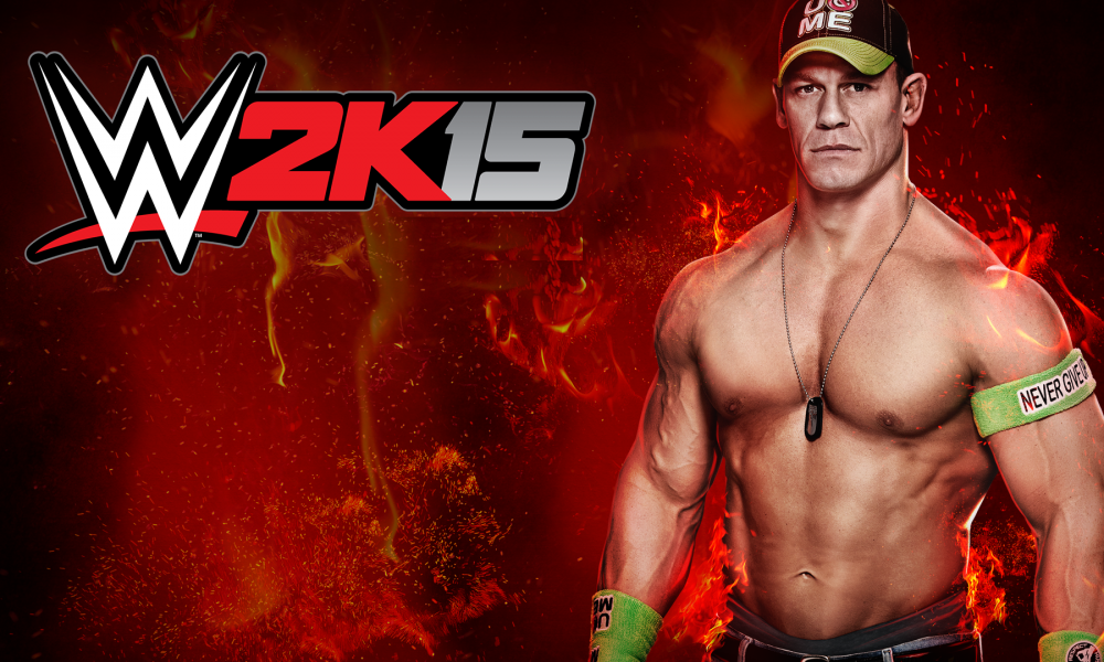 WWE 2K15 PC Version Full Game Free Download