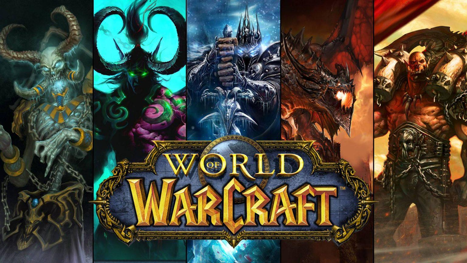 World of Warcraft Classic iOS/APK Full Version Free Download