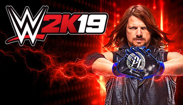 WWE 2K19 PC Latest Version Game Free Download