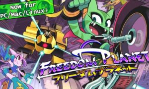 Freedom Planet Mobile Game Free Download