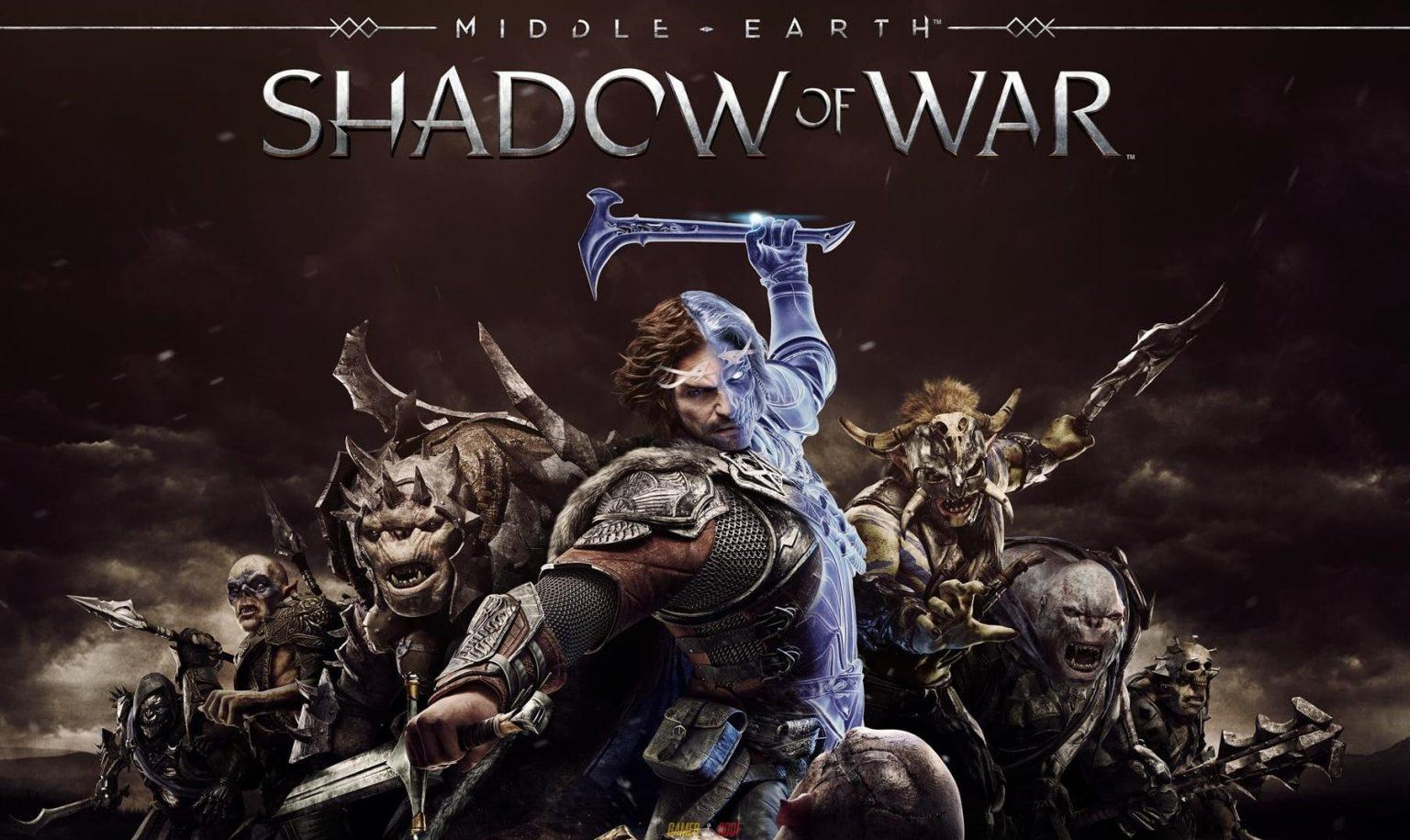 Middle earth Shadow of War Nintendo Switch PC Version Game Free Download