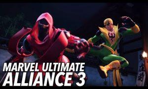 Marvel Ultimate Alliance 3 Full Version Free Download