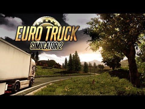 Euro Truck Simulator 2 PS4 Version Full Game Free Download