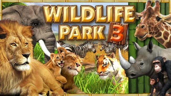 Wildlife Park 3 PC Latest Version Game Free Download