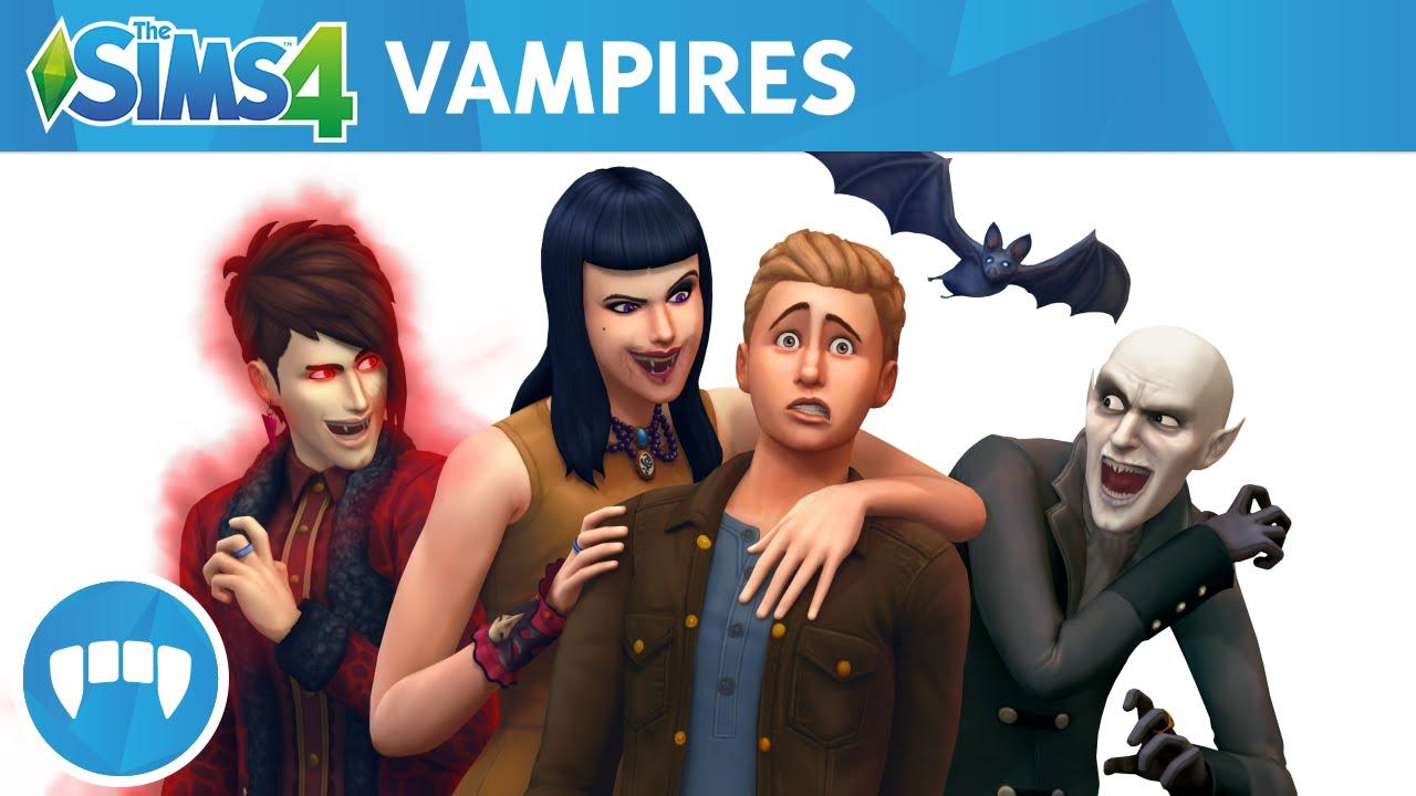 The Sims 4 Vampires PC Version Game Free Download