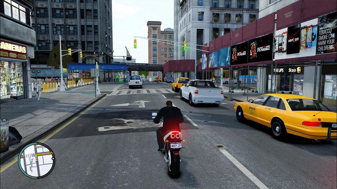 GTA 4 Game Full Version PC Game Download