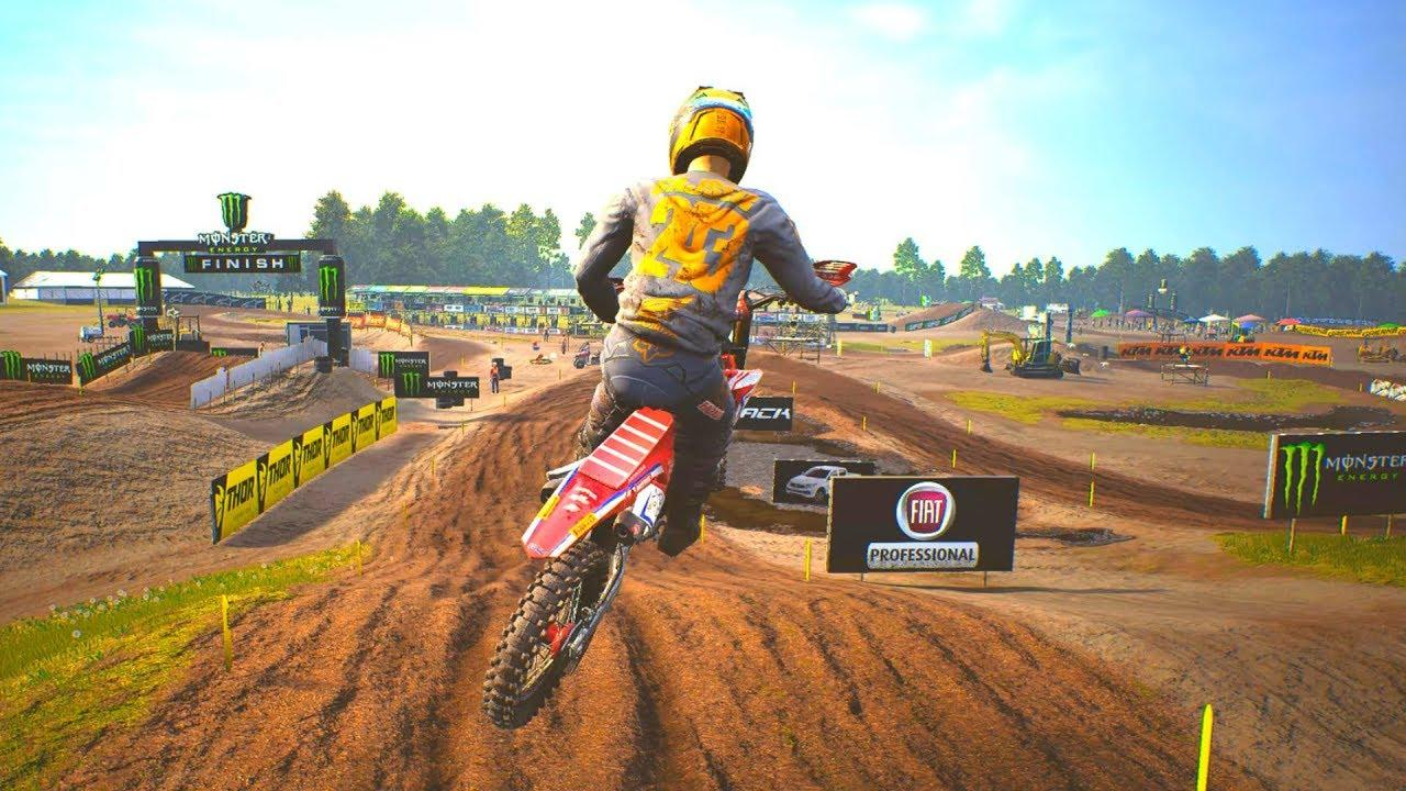 MXGP PRO PC Version Game Free Download