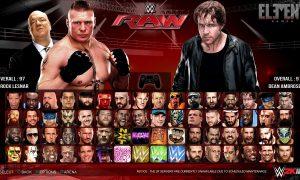 WWE 2K16 Full Version PC Game Download